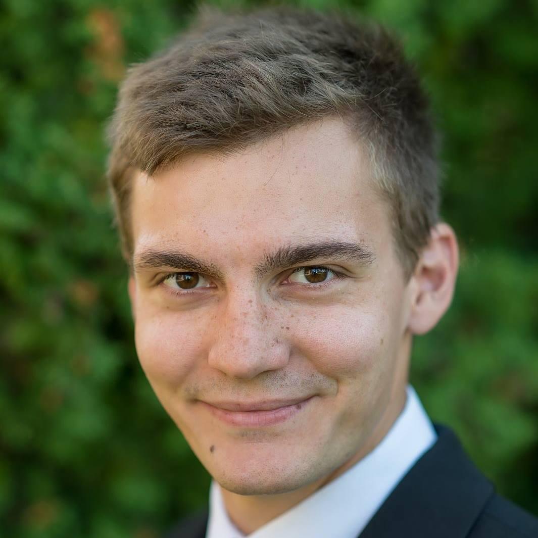 Marek Zeleniak, Co-Organiser, oikos CEE Meeting 2016; President, oikos Bratislava, Slovakia