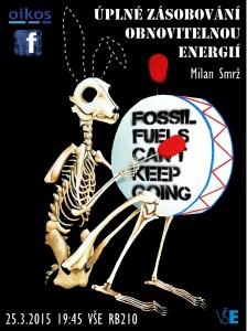 Poster Úplné zásobování obnovitelnou energií
