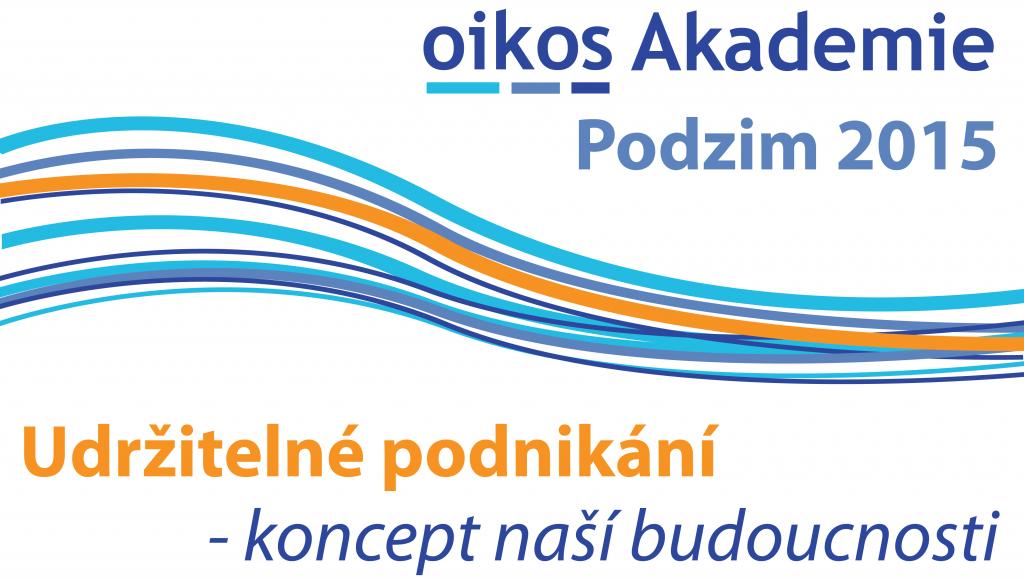 oikos Akademie Podzim 2015