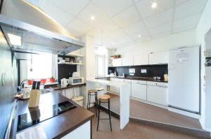 hostel blues kuchyňa