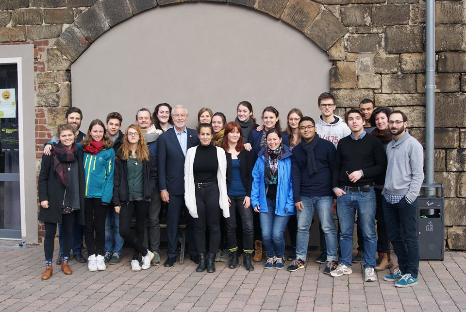 Winter School 2016 Participants