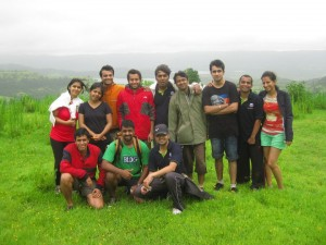 Trekking_Time with nature