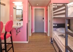 Generator Hostel - Rooms
