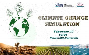 Climate Change Simulation (CCS) Azerbaijan