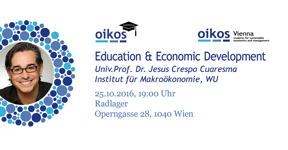 oikos Academia Oktober 2016