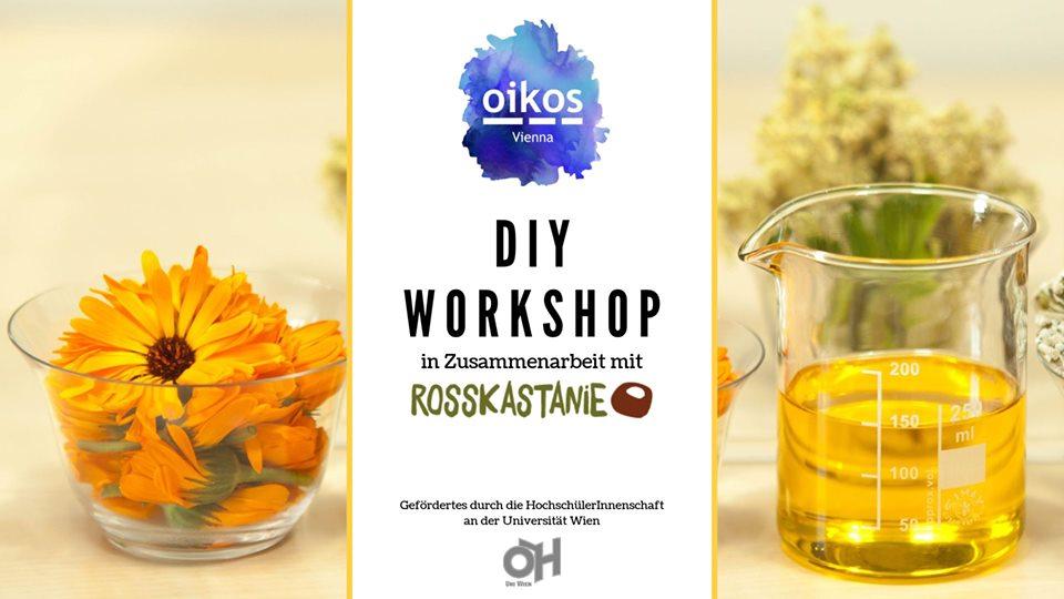 DIY Workshop natürliche Reinigungsmittel