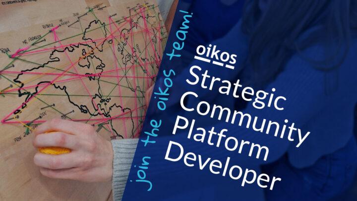 Strategic Community Platform Developer