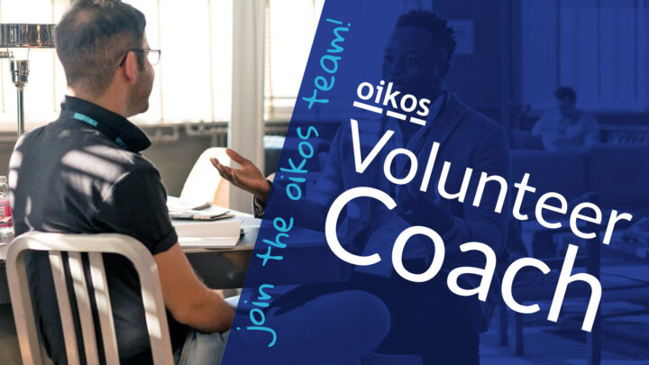 Join us: we're looking for volunteer coaches!