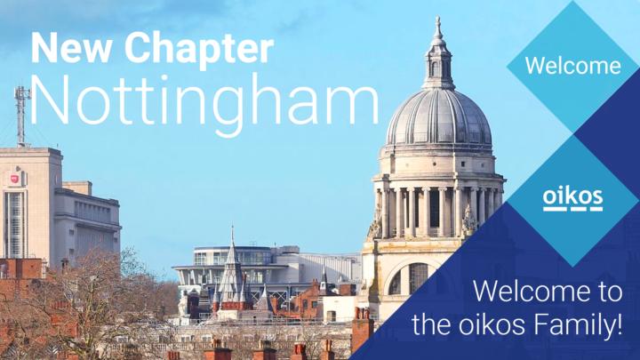 New Chapter: oikos Nottingham