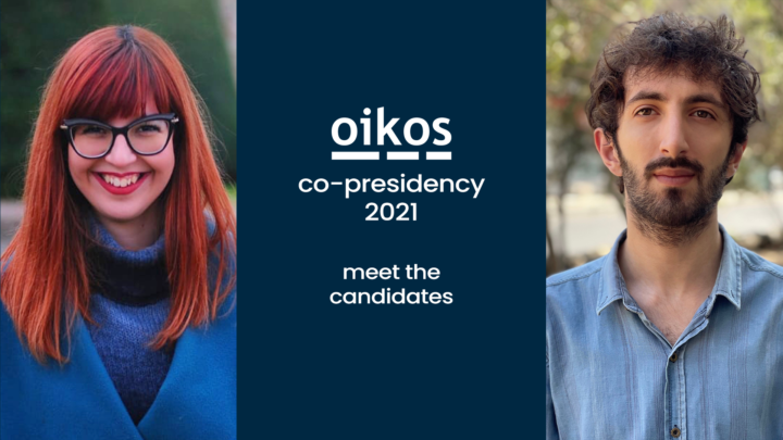 Co-Presidency 2021: Meet the Candidates