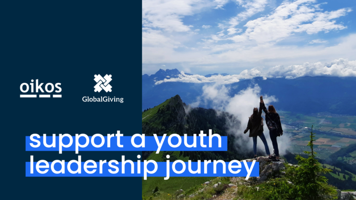 Support a Youth Leadership Journey