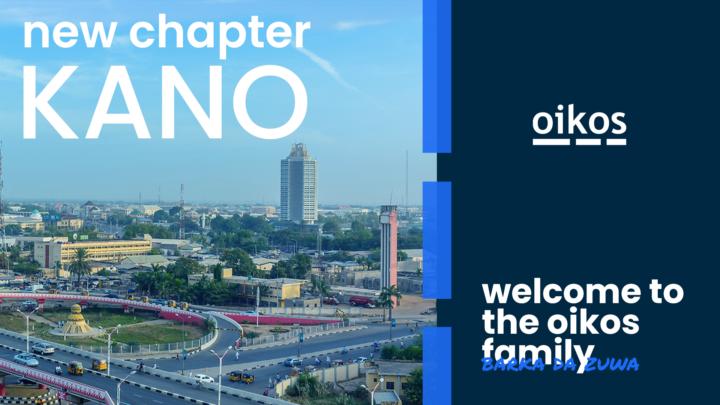 New chapter: oikos Kano